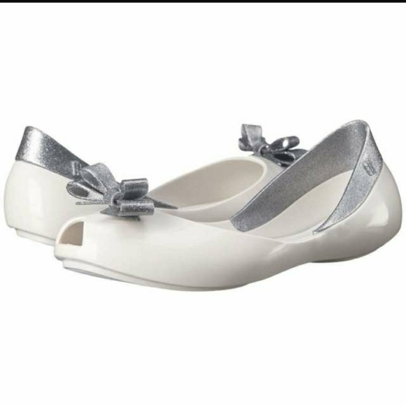 Mini Melissa Other - Mini Melissa Mel Queen Mel Queen Ballet Flats 3Y